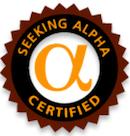 Seeking Alpha Certified